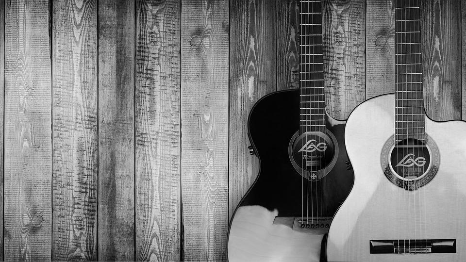 Деревянные гитары