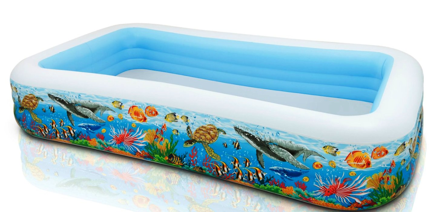 Intex Swim Center 58485 Tropical Reef