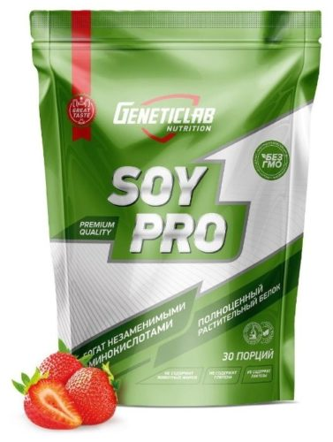 Geneticlab Nutrition Soy Protein