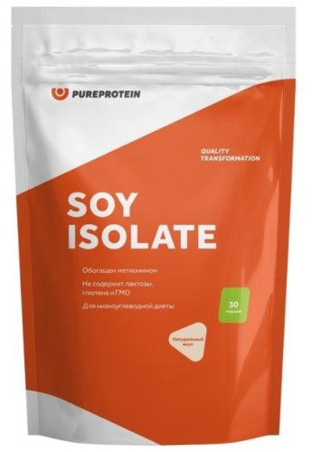 Pure Protein Soy Isolate