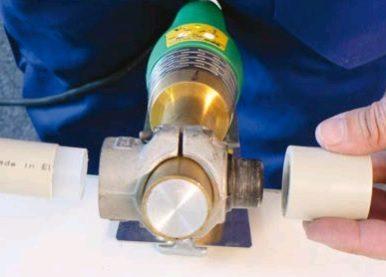 Сварочный аппарат для полипропиленовых труб ТОП-15 лучших аппаратов для пайки