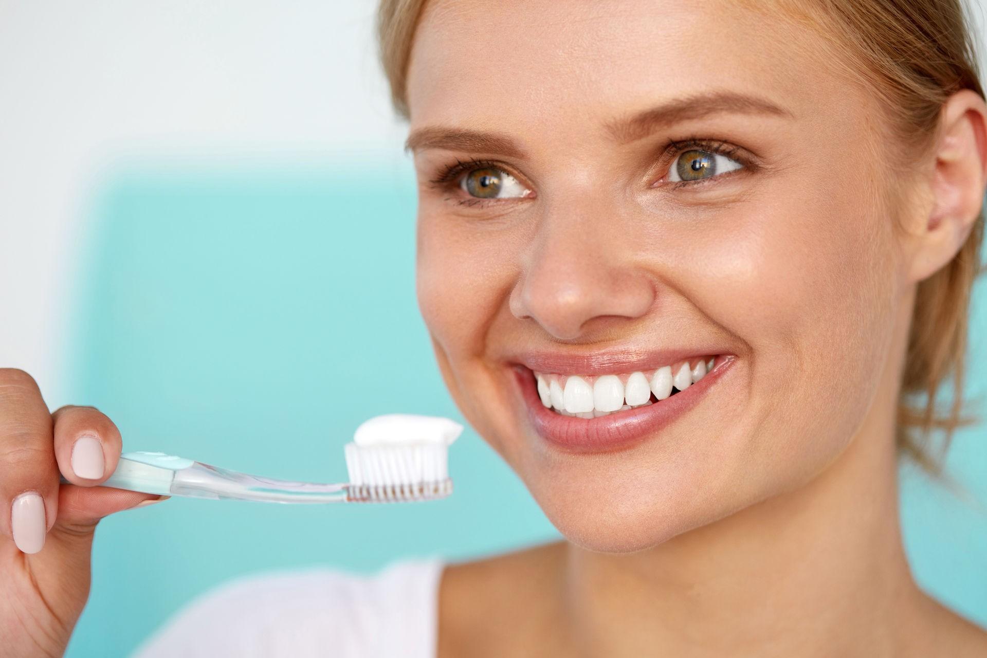 Зубной гель для восстановления эмали