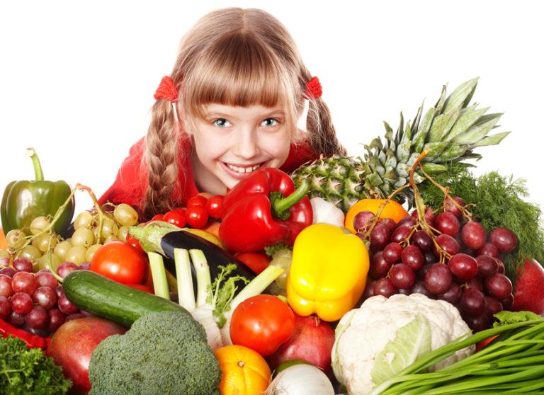 Картинка ешьте витамины