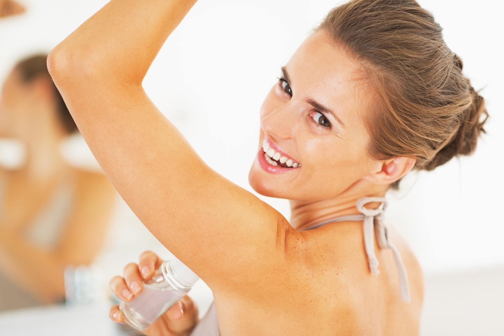 Лучший дезодорант от пота для женщин рейтинг