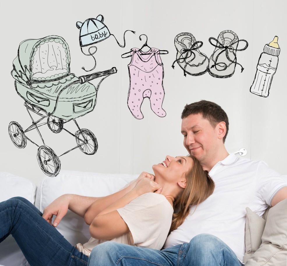 Витамины для беременных при планировании делимся опытом
