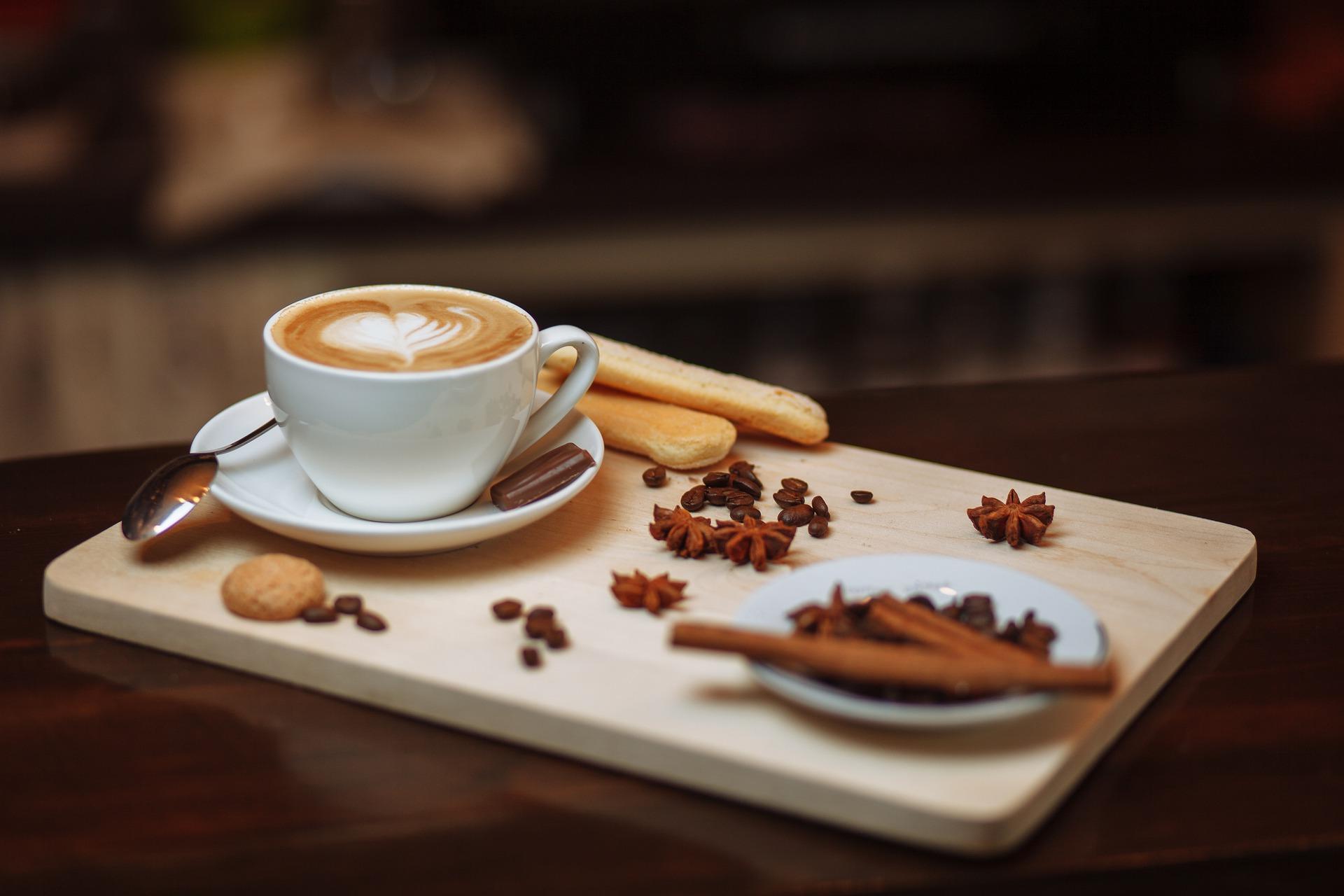 Растворимый кофе хорошего качества
