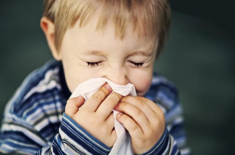 Поднять иммунитет у ребенка витаминами
