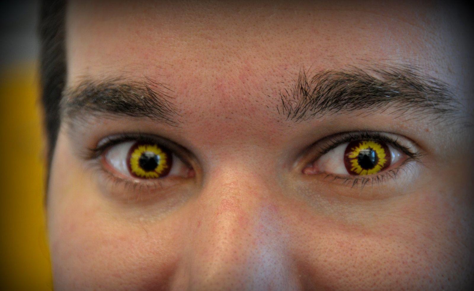 Красивые картинки бирюзового глаза снова