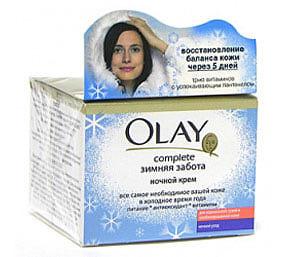 Крем от холода для сухой кожи