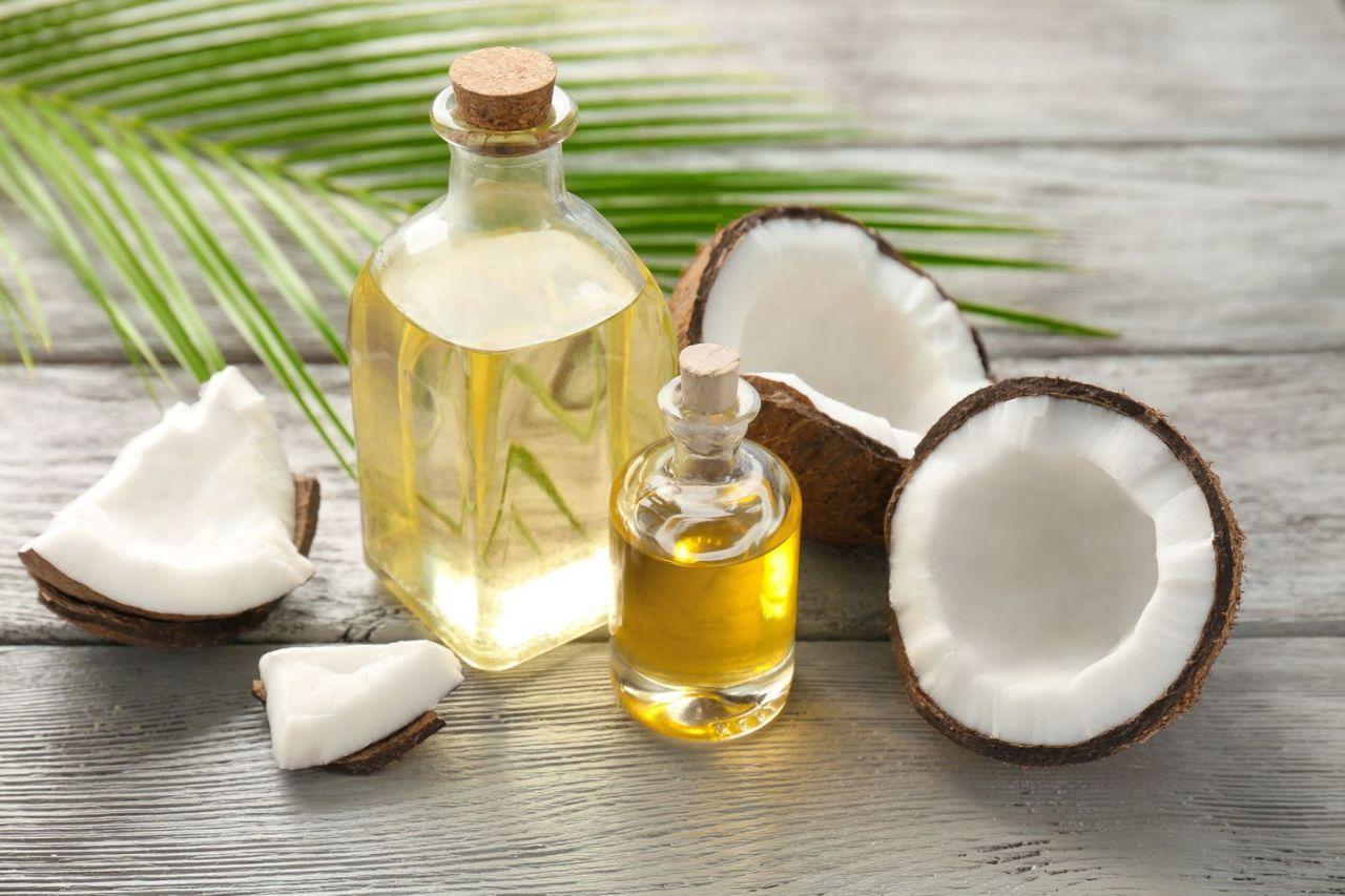 Использование кокосового масла в косметических целях