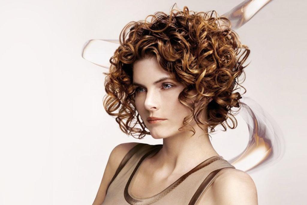 Самая щадящая завивка для волос