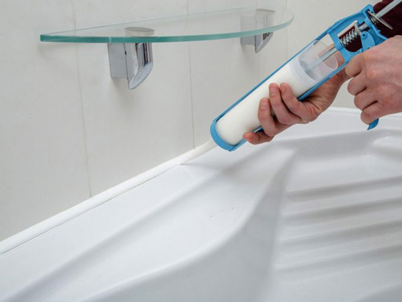 Как загерметизировать ванну